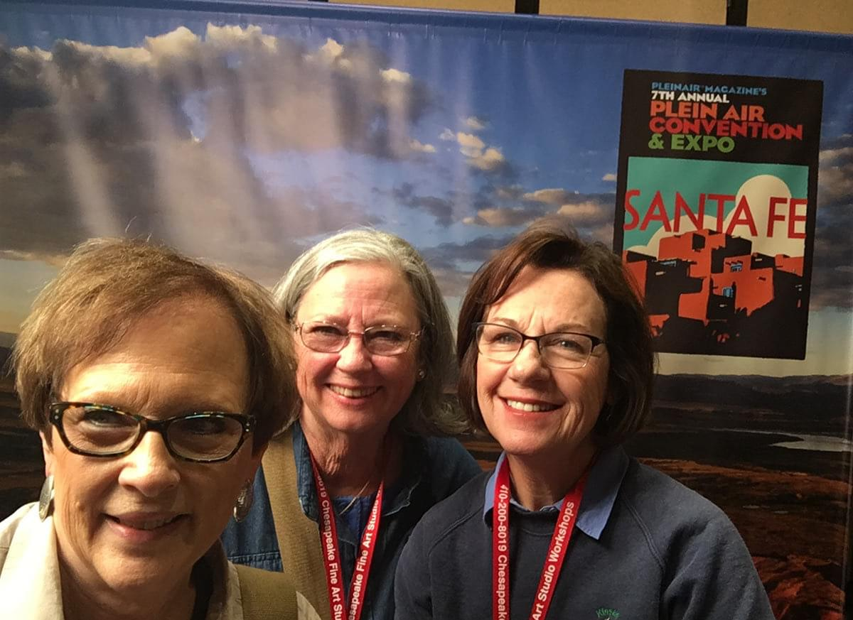 Plein Air Convention & Expo - May 2-6, 2020 - Colorado